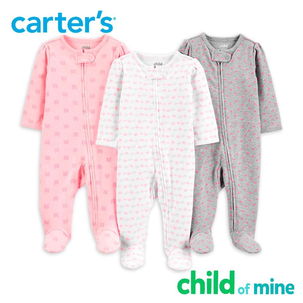 Pijama de algodón interlock para dormir y jugar