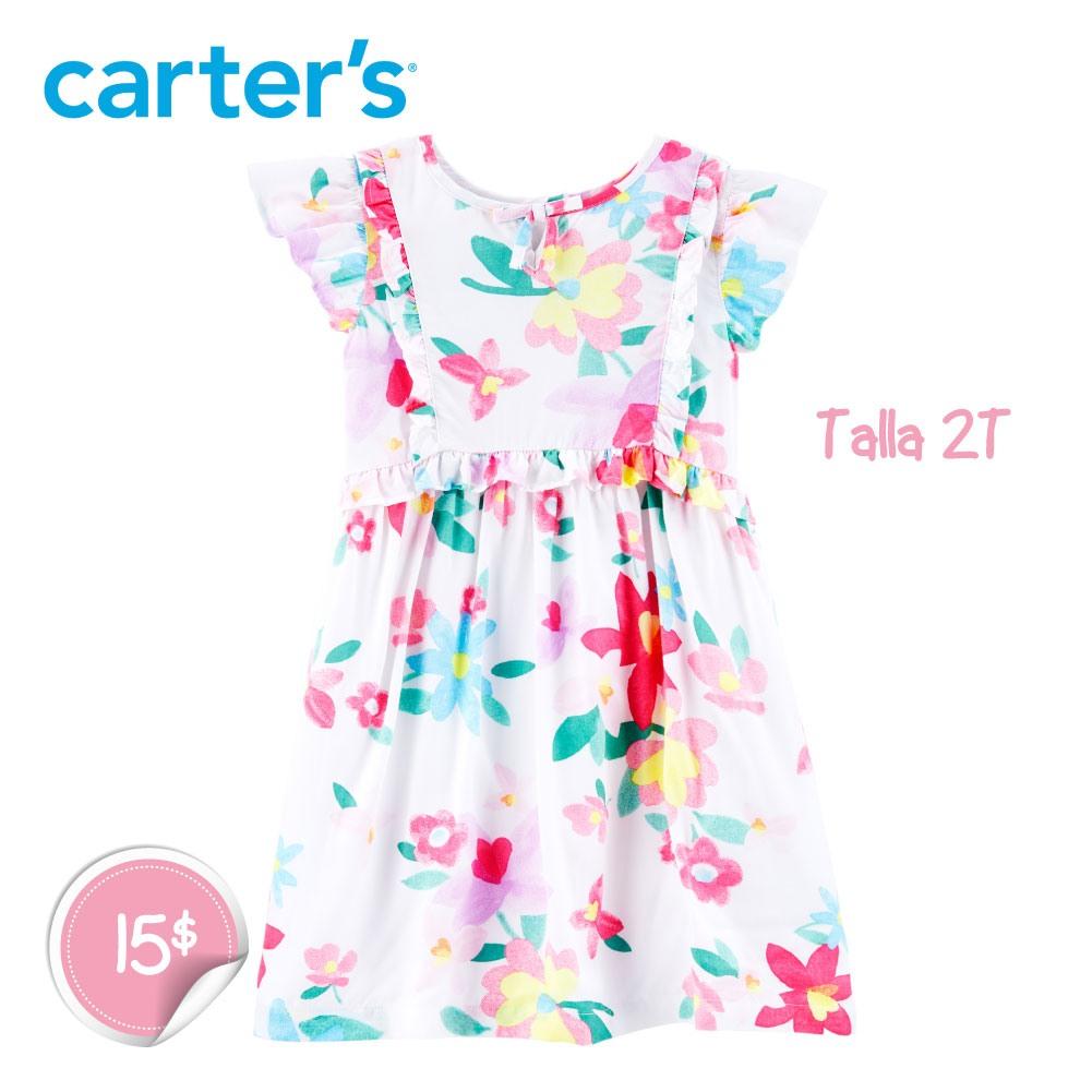 Vestido Flutter Floral