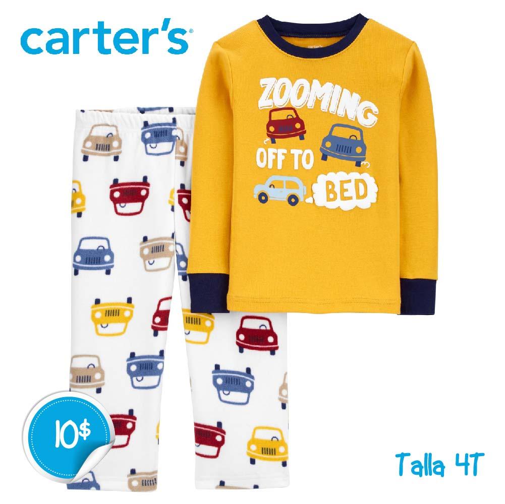 Pijama Carritos