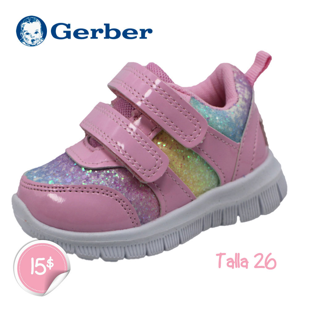Zapatos Brillantes para niñas